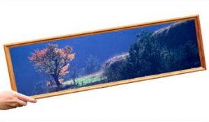 tirage de photo panoramique sur papier photo