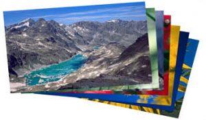 tirage sur papier de photos numériques et argentiques