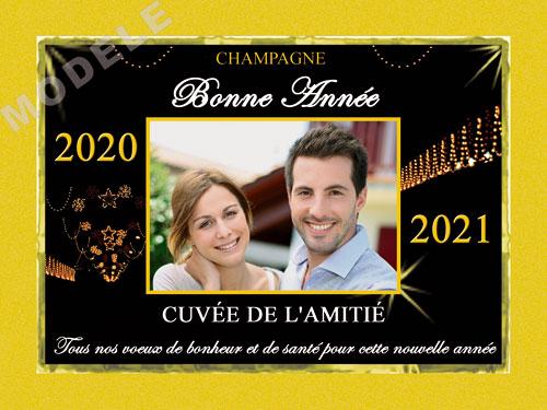 etiquette champagne nouvel an nan 02