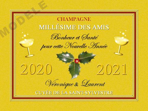 etiquette champagne nouvel an nan 04