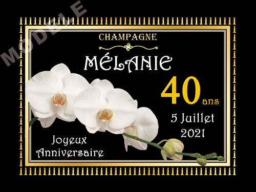 etiquette champagne anniversaire can 30