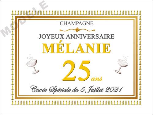 etiquette champagne anniversaire can 38