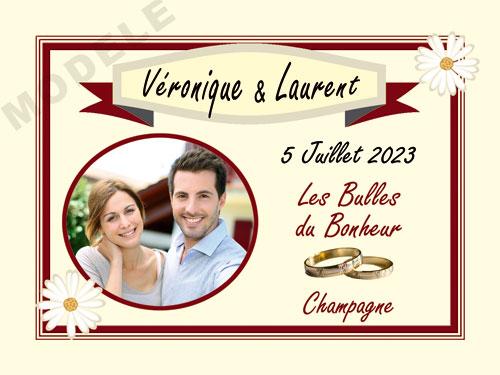etiquette champagne mariage ema 31