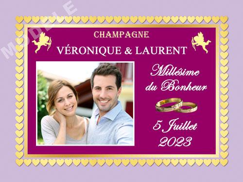 etiquette champagne mariage ema 33