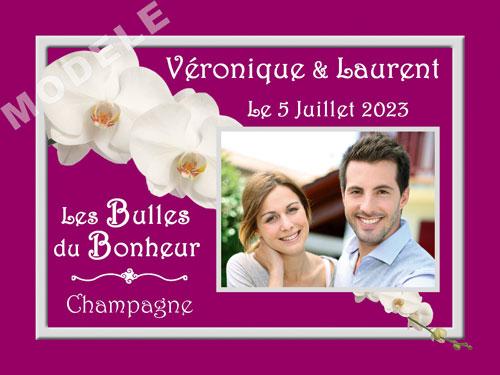 etiquette champagne mariage ema 35