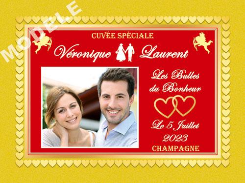 etiquette champagne mariage ema 38