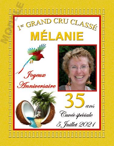 etiquette de vin personnalisable pour anniversaire van 05